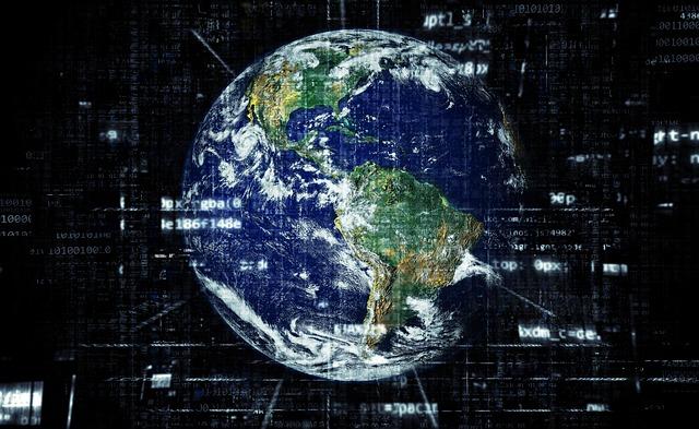 internet ve světě
