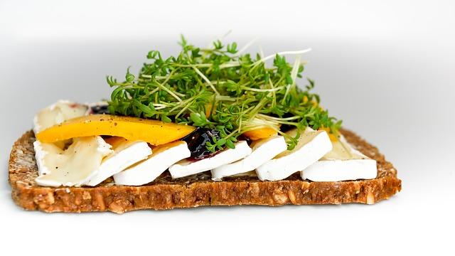 obložený sendvič